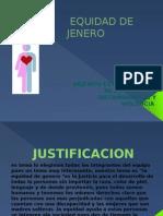 Equidad de Jenero