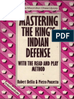 Mastering the Kings Indian Defense