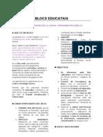 Blocs Educatius