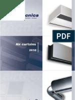 Air Curtain Airtecnics Air Curtains Catalog