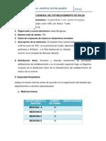 Información Gdgvbdfggjhdseneral Deldfh df hdf Estableciemiento de Salud....1