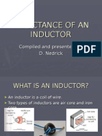 11. Inductance of an Inductor