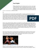 Anderson Silva\\'s Final Fighth