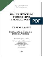 Nervni otrov VX