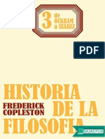 3. de Ockham a Suárez. Frederick Copleston