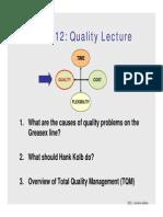 Lec12 Quality