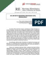 Calmon de Passos_2009_Há Um Novo Moderno Processo Civil Brasileiro_Revista Eletrônica Sobre a Reforma Do Estado