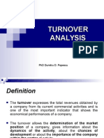 Analiza Turnover Analysis