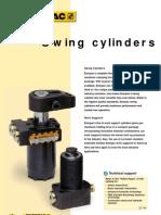 Swing Cylinders