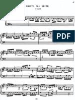 Handel - Suite No 4 in C Minor