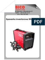 BICO Instrukcja Mma-200D