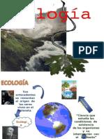 concepto ecologia