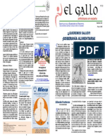 magazine El Gallo, nº20