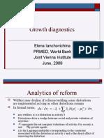 Growth Diagnostics