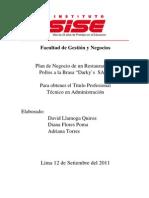 70133528 Plan de Negocio de Un Restaurante de Pollos a La Brasa Darky s SAC (1)