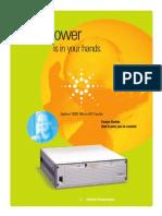 Micro GC 3000 Brochure