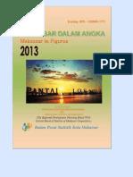 Makassar Dalam Angka 2013