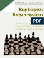Ruy Lopez Breyer System - Blackstock
