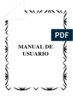 Manual de Usuario Gestion Pedidos