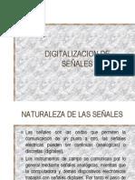 Digitalizacion de Senales