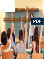 action research report iv