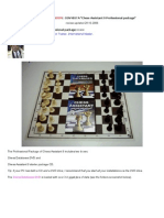 Convekta Chess Assistant 9 Professional Package Review IM.fst. Jovan Petronic