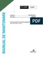 Manual Mantenimiento - Traduccion