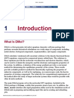 DMol - Introduction