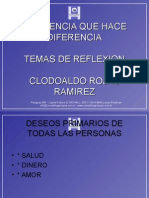 La Diferencia Que Hace La Diferencia[2]