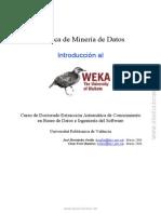 Práctica de Minería de Datos Intro Al Weka - J. Hernandez, C. Ferri - 1ed
