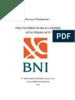 Juklak Fasilitas Kesehatan BNILife (Berikut Lampiran Formulir Prosedur)