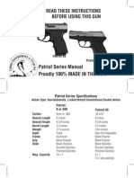 Cobra Patriot .45 ACP Manual