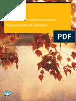 La Ley General de Contabilidad Gubernamental Impactos y Aspectos Del Cumplimiento
