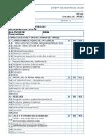 R1 PO STM HSEC 006 Checklist Arnés de Seguridad