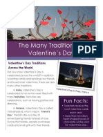 valentines day traditions article
