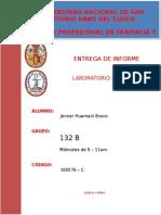 Carátula de Laboratorio (Solo Entrega de Informenes)