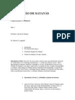 A História de Satanás - A Rebelião de Satanás
