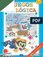 Juegos de Lógica - 5 y 6 Años