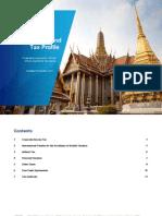 Thailand Taxation