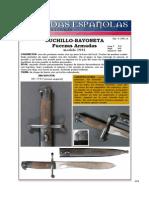 Cuchillo Bayoneta Mauser 1941 (1)
