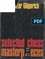 Svetozar Gligoric - Selected Chess Masterpieces (David McKay 1970)-5.3MB