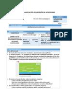 Propuesta de Sesion de Aprendizaje de Matematica CcesaUgel03