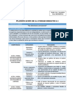 Propuesta de Unidad Didactica Del Area de Matematica Ccesa007