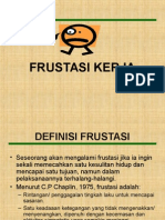 Frustasi-Kerja