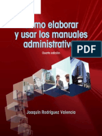 Como Elaborar Manuales Administrativos.- Rodriguez Valencia.pdf