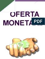Oferta Del Diner y Rol Del Bcrp