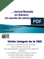 Conceptualización de La VBG
