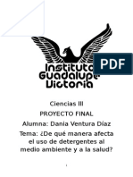 Proyecto Final - Quimica