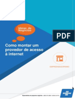 Como Montar Um Provedor de Acesso à Internet