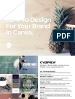 How to Design for Your Brand